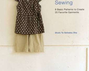 Simple Modern Sewing Softcover Book