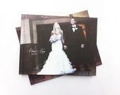 8.75x11.25 inch Custom Photo Finish Photo Wedding Album