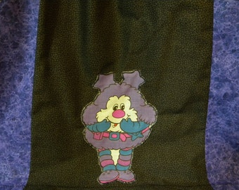 Vintage Rainbow Brite Long Skirt Hammy