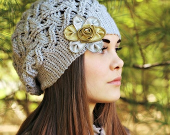 Isabella Hat Crochet Pattern