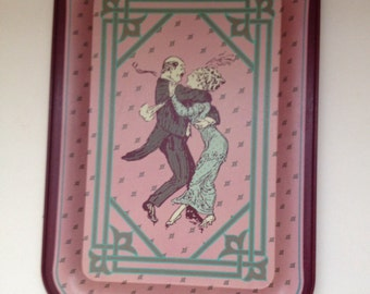 Let's Dance Serving Tray