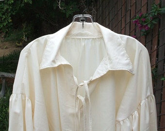 Another Mens Renaissance Shirt XSm - XXLg Cotton Custom Made