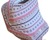 Car Seat Cover, Nursing Cover, Shopping Cart Cover, etc! The Car Seat Cozy™
