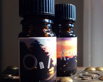 ON THE ROAD- 5mL Perfume Oil- Limited Edition Summer