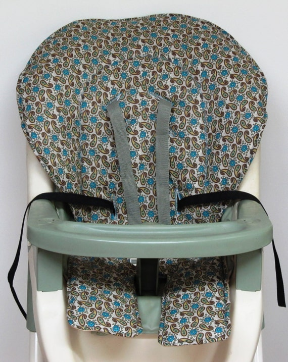 graco ship ready high chair replacement cover high chair pad. Black Bedroom Furniture Sets. Home Design Ideas