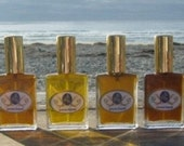 Natural Perfume Samples - JoAnne Bassett- men and women, botanical perfume, perfume, organic, rose, vanilla, jasmine,  sandalwood