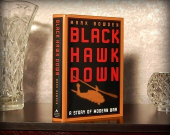 Hollow Book Safe (Black Hawk Down)