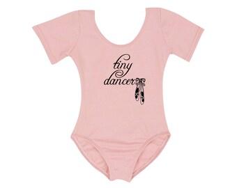 Toddler Leotard - Pink Tiny Dancer