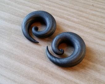 """Customizable1"""" Mini Spiral Plugs"""
