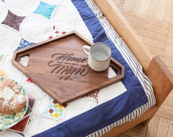 Breakfast in Bed - Gift for Mom - Mom Birthday Gift