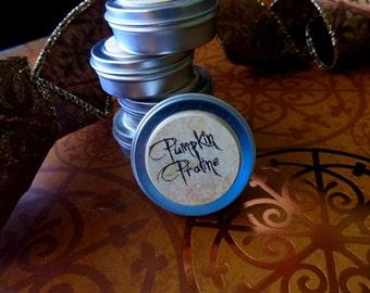 Pumpkin Praline (solid perfume--pumpkin, praline pecans)