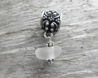 Barely There Lake Erie Charm Bead