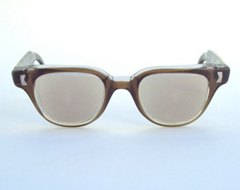 Buddy Holly Eyeglasses, Horn Rimmed, Sunglasses, Vintage