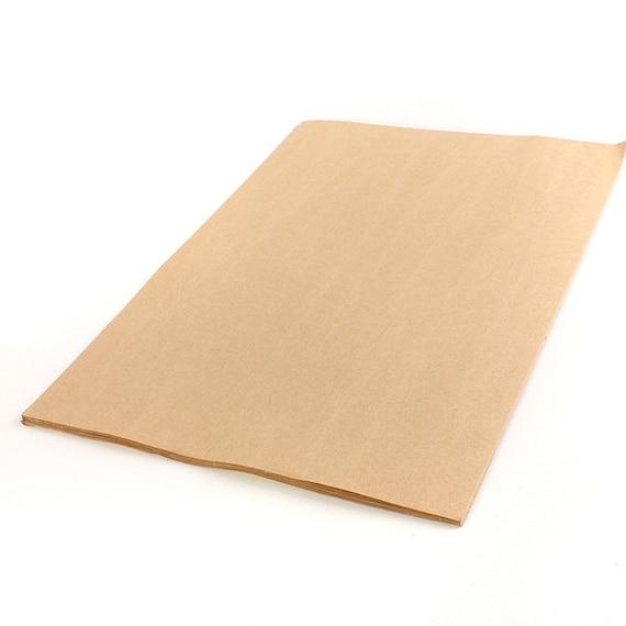 8 x 11 inch letter size kraft paper sticker label sheets With kraft paper letter size