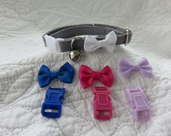 Cat Collar Breakaway Collar Custom Made