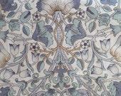 Liberty Art Fabrics Tana Lawn Cotton Lodden Floral Print per Half Yard