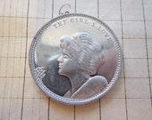 vintage La Salle Opera House token - The Girl I love - Chicago