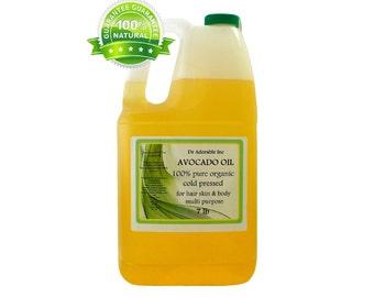 7 LB / Gallon   Avocado Oil Cold Pressed Organic 100% Pure