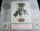 RESERVED for Jane, 4 Issues of The Garden Magazine