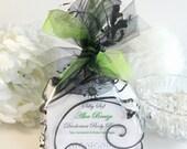 COCONUT KISSES body powder refill 6 oz - deodorizing bath powder - coconut cream, island fruit - silky skin comfort
