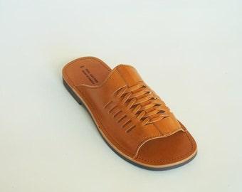 Greek Leather Sandals ( MEN)