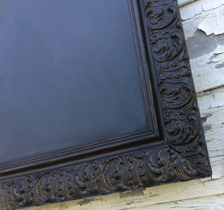 Decorative Vintage Chalkboard For Sale Black Framed Chalkboard