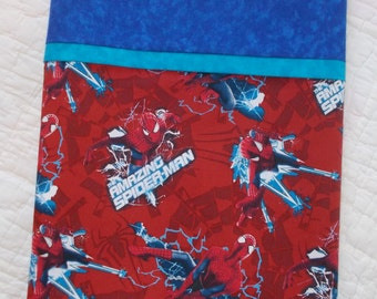 Spiderman Full Size  Pillow Case