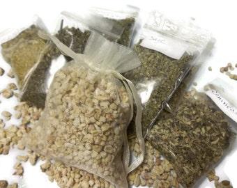 Protection Blend Incense, Car Air Freshener, Bowl & Vase Filler, Corn Cob Fiber Sachet Fillers, Aromatherapy Beads, Free Shipping