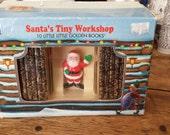 Santa's Toy Workshop  Christmas