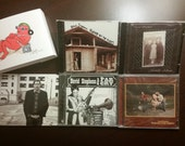 David Stephens 5 CD Set with original doodle packaging!