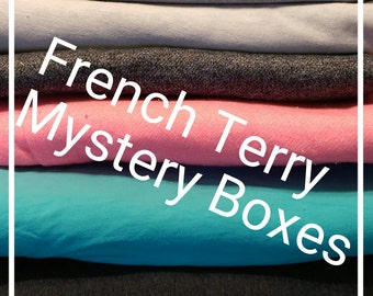 French Terry Mystery Box