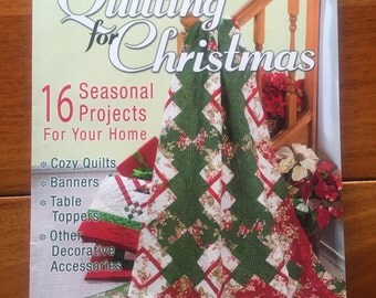 The Quilters Magazine Quilting for Christmas 2010, Special Holiday Issue Back Issue