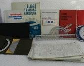 Cessna Flight Training Manuals, Etc.