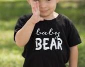Mama Bear Baby Bear Designer Graphic T Shirt