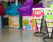square cone treat boxes