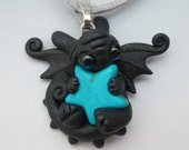 Toothless Star cuddle turquoise