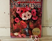 Vintage Painting Book | Creative Painting by Lenore Sherman