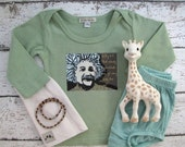 Summer Sale CUTE BABY CLOTHES, Einstein, Hipster Baby clothes, Modern baby clothes, Baby gifts, Baby t shirts, Baby onesies, Baby shower gif