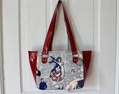 Retro Sailor Tote