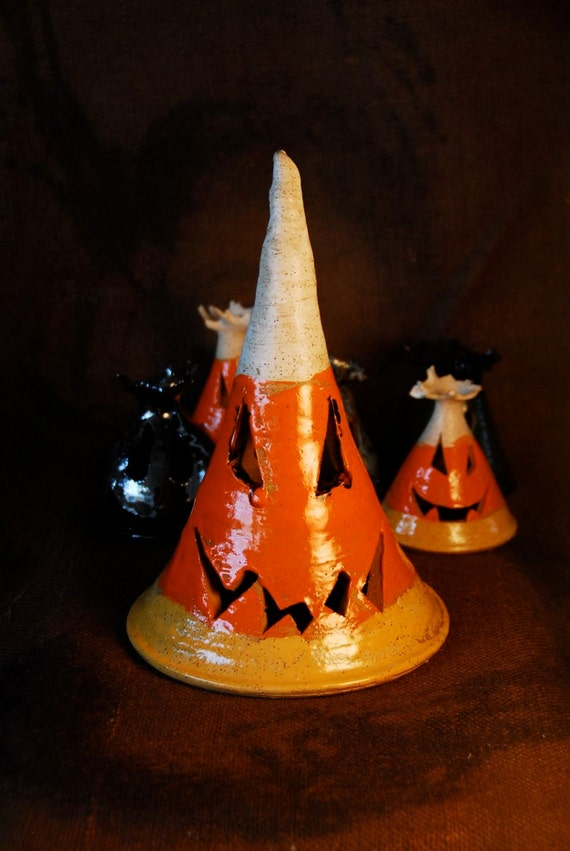 Candy Corn Lantern (Large)