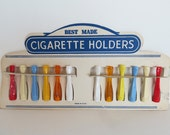 You Heard It.. Best Made Cigarette Holders (whole card-12 units)