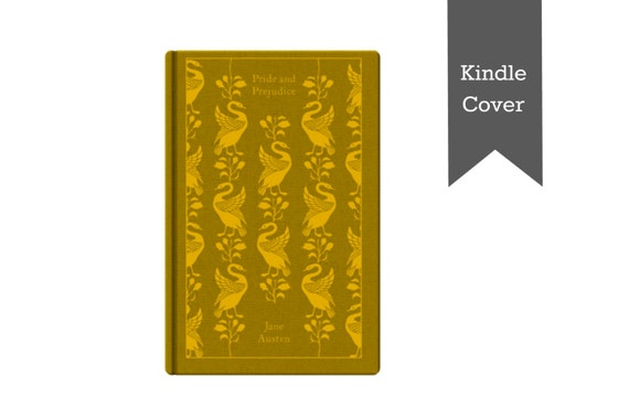 Classic Book Kindle Cover Pride And Prejudice : Pride and prejudice custom kindle paperwhite cover
