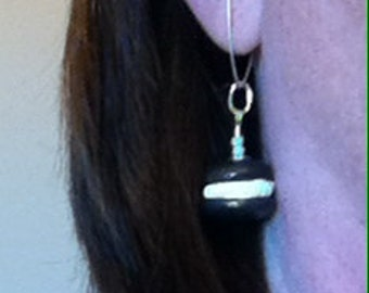 Whoopie Pie Ear Cuff, Maine, Maine Treat, Graduation, Gift, Jewelry