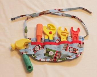 Thomas the Train toddler tool belt
