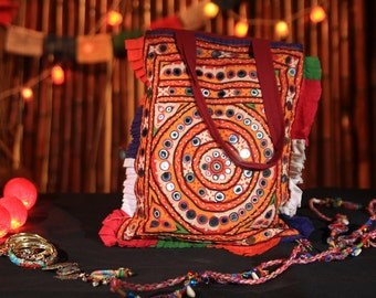 Amazing HAND MADE Embroidered bag