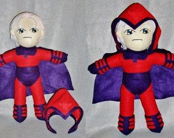 Marvel Comics: Magneto