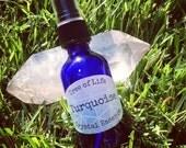 Turquoise Crystal Essence Crystal Elixir Gem Waters