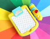Sweet Secrets Galoob Doggy Notebook playset