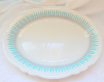 Platter, Shenago China Platter