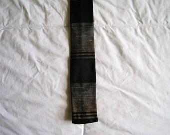 1960s Vintage Wedge Tie
